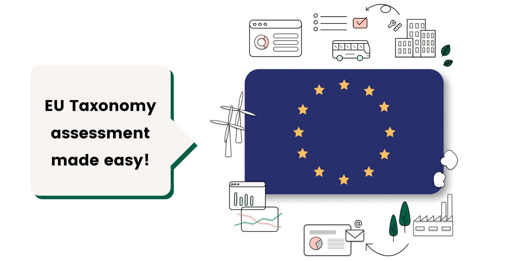 Launching The EU Taxonomy Solution