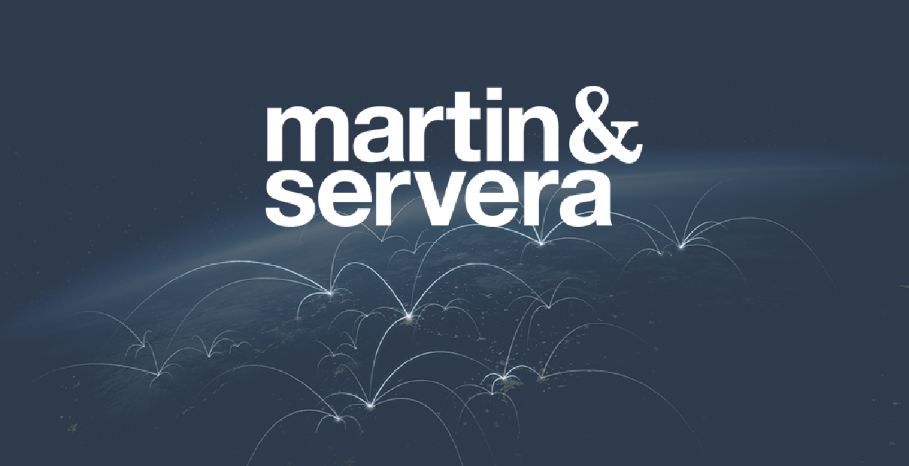 Martin & Servera chooses Worldfavor Sustainable Sourcing Solution
